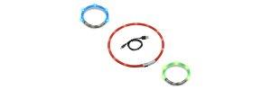 Illuminated rings