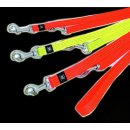 Art Sportiv Plus Reflecting adjustable leashes
