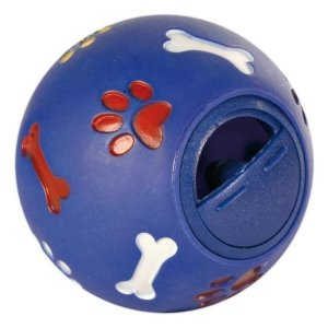Dog Activity Snack Ball, Plastic