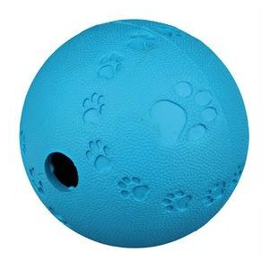 Dog Activity Snack Ball, Natural Rubber