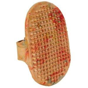 Massage-Striegel aus Gummi