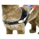 Training harness for guide dogs