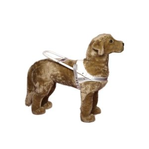 "Guide Dog Harness ""Schwetzingen"" Classic, leather"