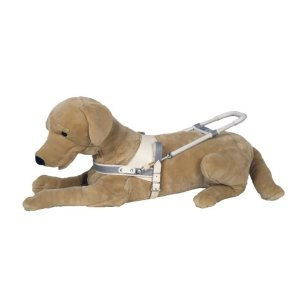 "Guide Dog Harness ""Schwetzingen"", double leather"