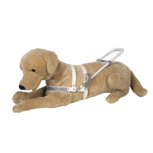 "Guide Dog Harness ""Oftersheim"", double leather"