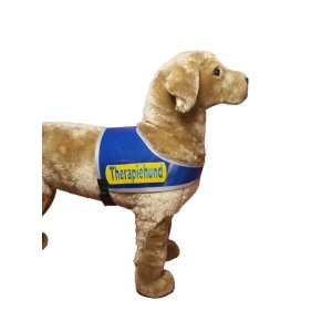 "Recognition vest ""Therapiehund"""
