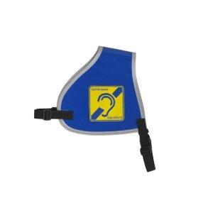 """Recognition vest Typ II """"Gehörlosen-Signalhund"""""""