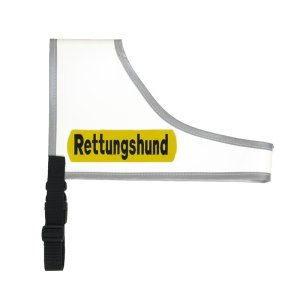"Recognition vest ""Rettungshund"""
