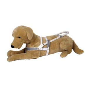 Guide Dog Harness Oftersheim Classic, double leather